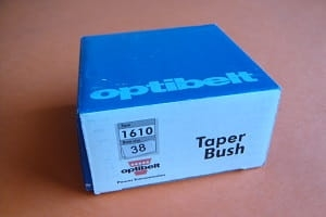 Tuleja zaciskowa 1610-38  Taper Bush (Taper Lock) Optibelt